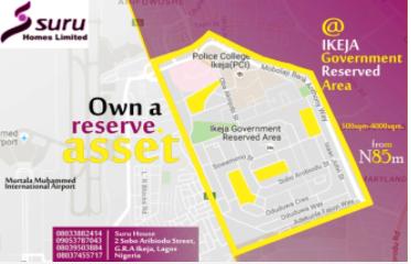 suru homes lands for sale